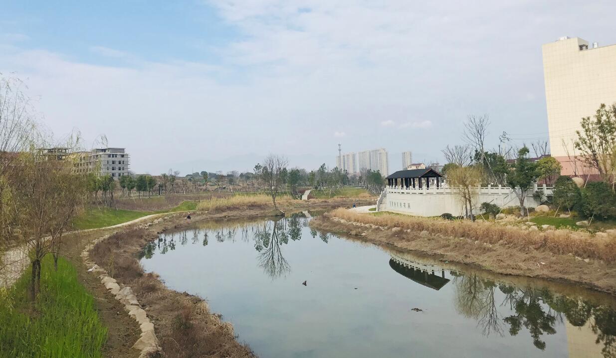 金华:大年初三跟着河长一起去巡河